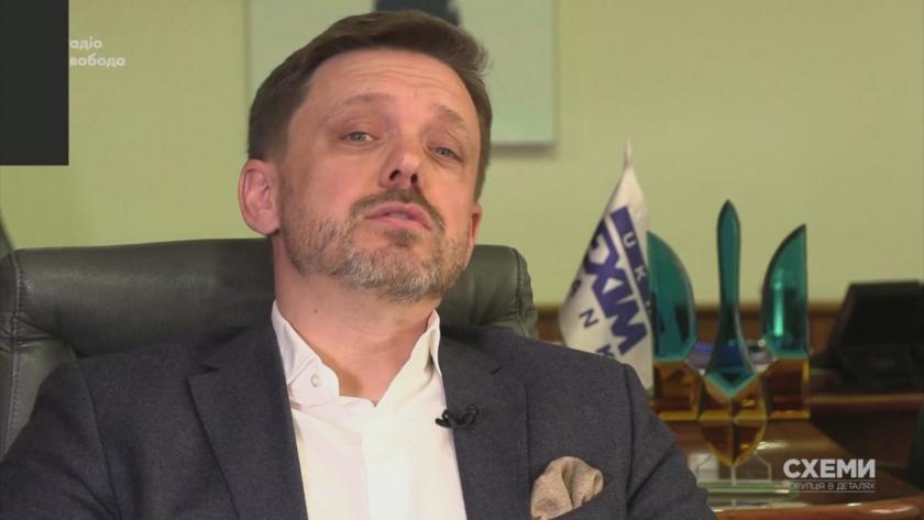 Уволниха шефа на украинска банка след сбиване с разследващи журналисти