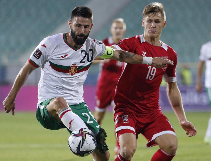 Димитър Илиев: Дано да вкараме ранен гол утре