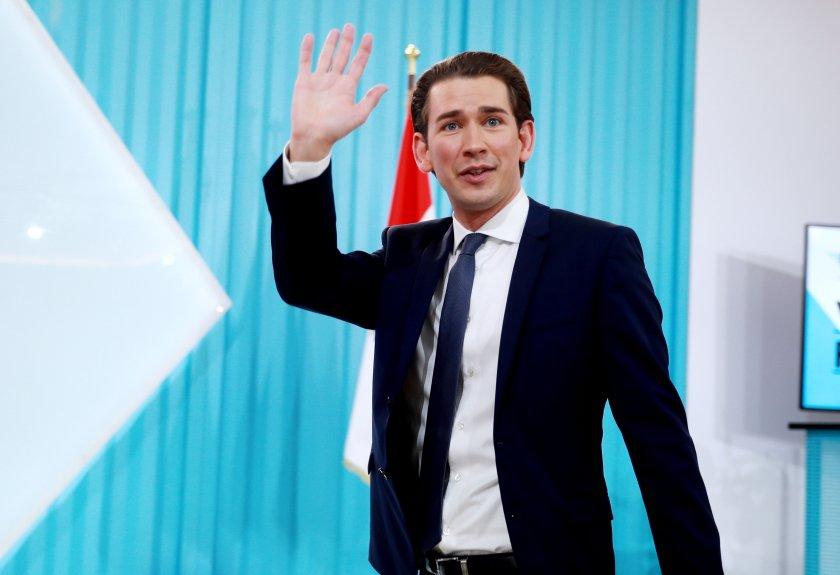 Австрийският канцлер отрече обвиненията в злоупотреби