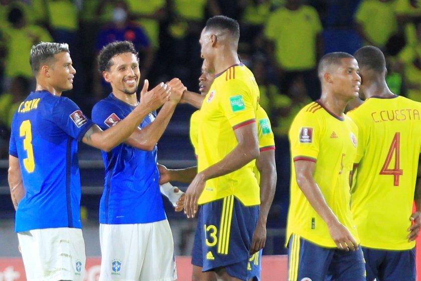 бразилия грешна стъпка аржентина победа квалификациите