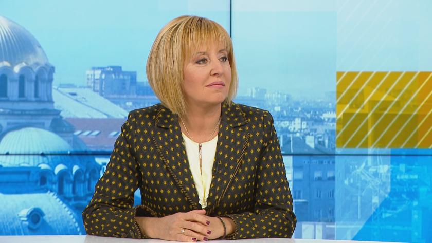 Мая Манолова: В следващия парламент освен от експерти ще има нужда и от биткаджии