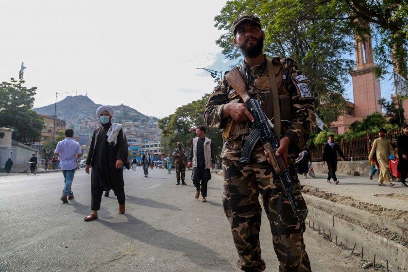 По време на преговорите с талибаните Турция повтори необходимостта от