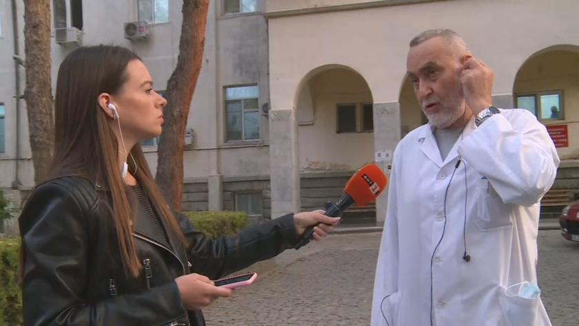 Няма места в Ковид отделенията в болницата в Сандански