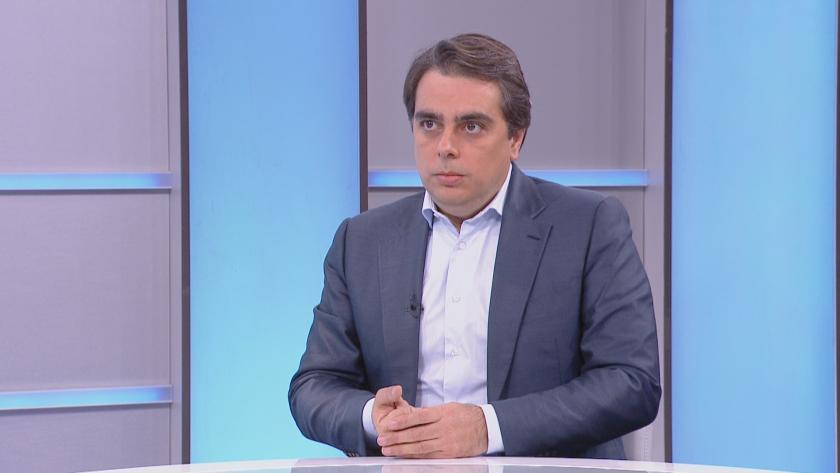 Асен Василев: Ние сме в това състезание, за да бъдем първи
