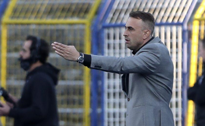 Босна на Ивайло Петев с първи успех в квалификациите