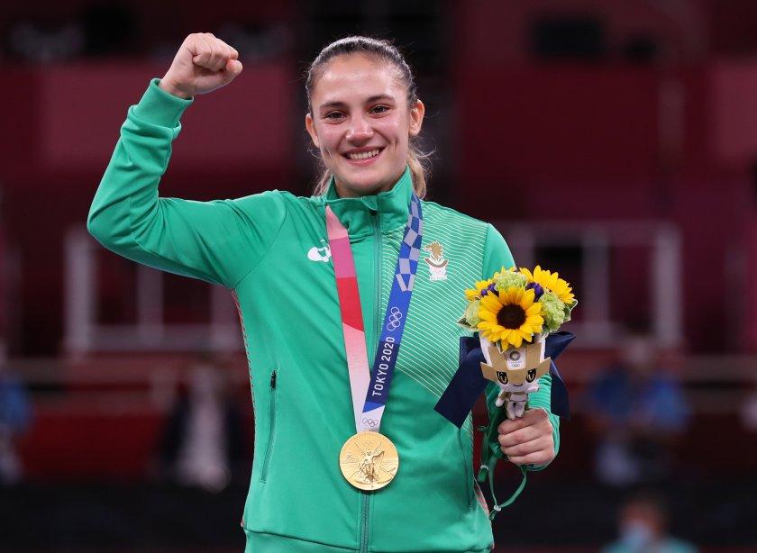 Олимпийската шампионка Ивет Горанова спечели злато на турнир в Хърватия