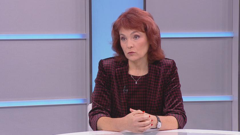 Росица Матева: Ще гласуваме на една машина за двата вида избори