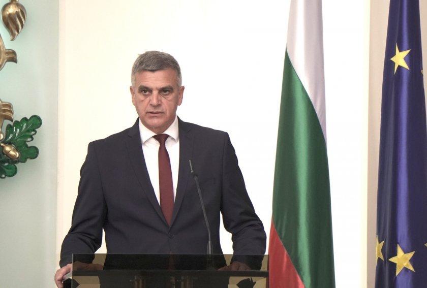 Министър-председателят Стефан Янев ще се срещне днес с ръководствата на