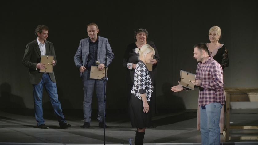 георги мамалев получи звезда алеята славата европейския фестивал пътуващ театър