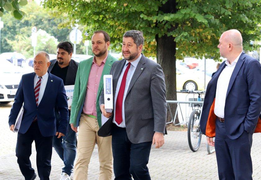 """РИК - Стара Загора отказа регистрация на листата на """"Демократична България"""""""
