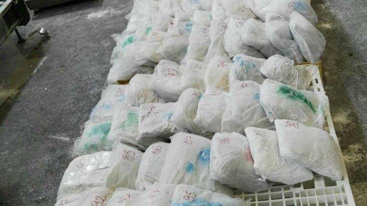 Австралийската полиция съобщи, че е заловила най-голямото количество хероин, откривано