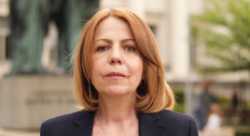 Кметът на София Йорданка Фандъкова е дала положителен PCR тест