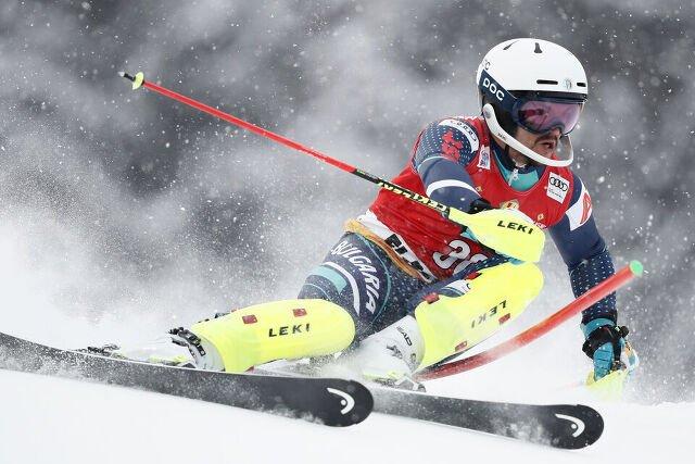 Алберт Попов започна сезона с 61-во място в Зьолден