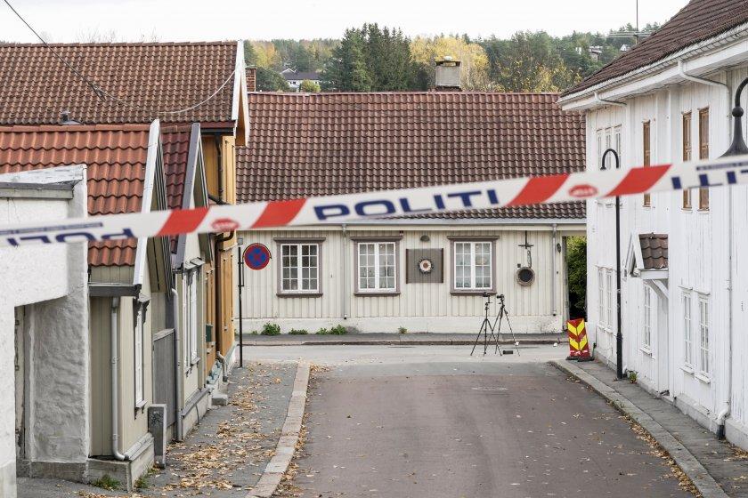 Нападателят с лък от Норвегия има психични проблеми?