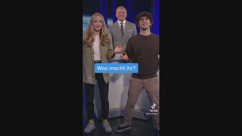 Австрийската обществена телевизия с новини в TikTok