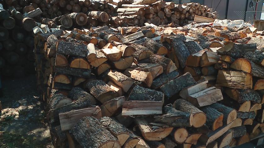 Дървата за огрев в Пловдивско са на привършване. В складоветеколичествата
