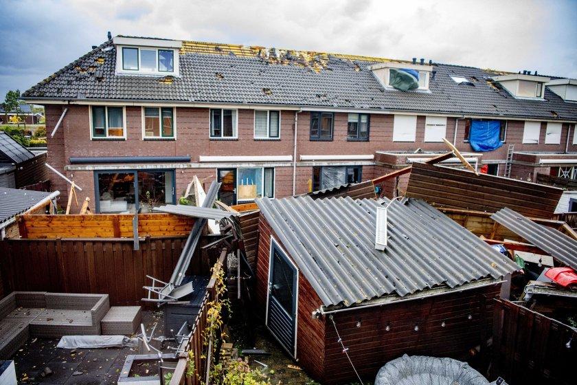 Части от Северна Европа се опитват да възстановят електрозахранването след