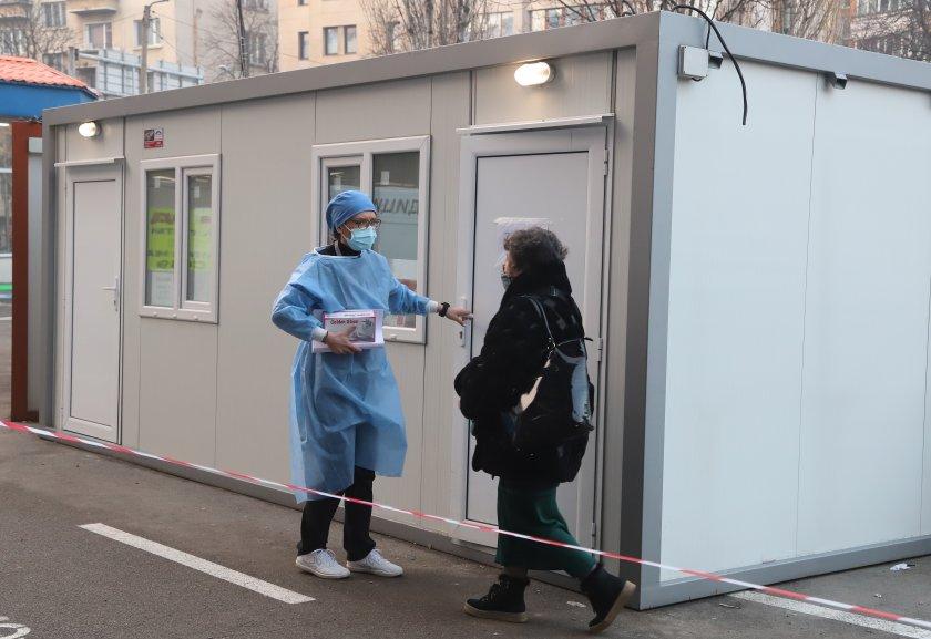 От утре, 25-и октомври, Имунизационният център на болница