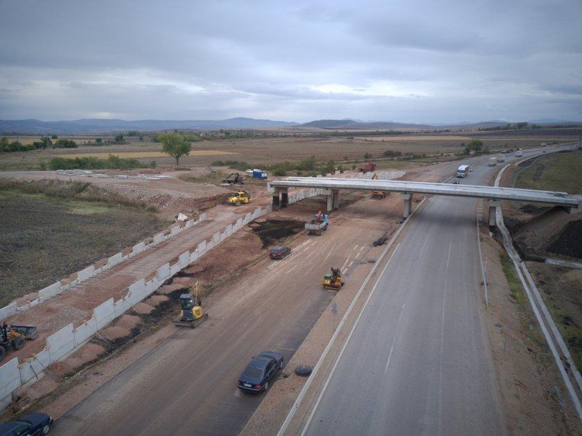 Част от пътя Калотина-Драгоман ще бъде затворен за няколко часа