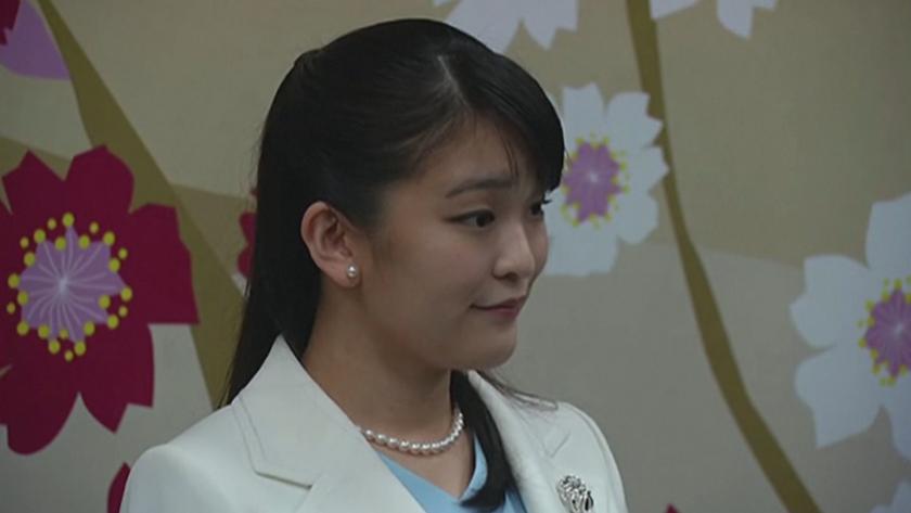 Японската принцеса Мако се омъжи за своя състудент Кей Комуро