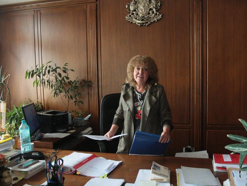 Галина Захарова остана единственият кандидат за председател на Върховния касационен