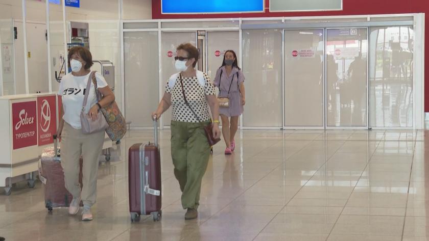Ваксинираните туристи ще бъдат допускани в Израел от 1 ноември,