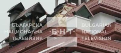 Евакуираха 400 души заради пожар в хотел в Пампорово