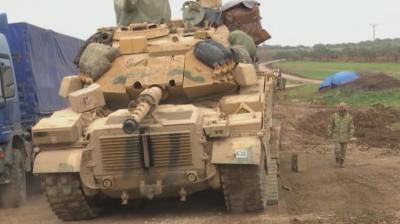 33 турски войници убити при въздушни удари в Сирия
