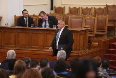 Премиерът Борисов ще отговаря в НС по въпроси за толсистемата