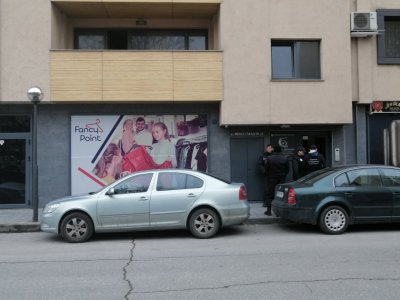 Полицията изведе четирима души от сградата на Басейнова дирекция - Пловдив