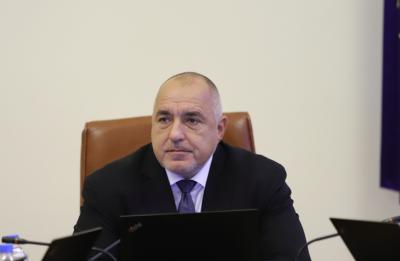 Премиерът Борисов разговаря с гръцкия си колега Кириакос Мицотакис