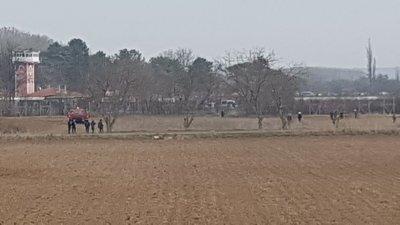 От нашите пратеници: Ескалира напрежението по границата между Гърция и Турция