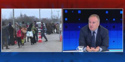 Владимир Чуков: Не може бежанците да диктуват европейския политически ред