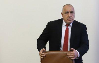 Премиерът Борисов обсъди по телефона с Макрон обстановката в Сирия