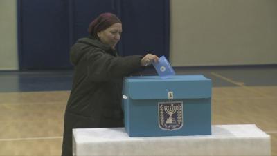 Избори в Израел за трети път в рамките на година