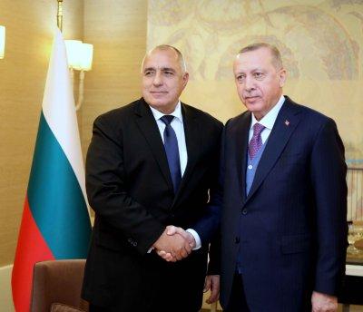 Бойко Борисов се среща с Реджеп Ердоган за мигрантската криза
