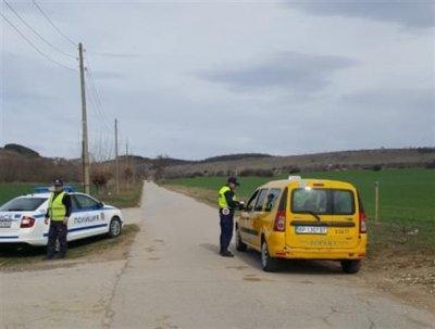 Спецоперация срещу битовата престъпност на територията на Мездра