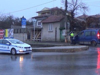 Мащабна спецоперация за противодействие на битовата престъпност в Русе