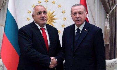 Започва срещата Борисов-Ердоган заради миграцията