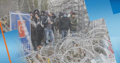 От нашите пратеници: Турският вътрешен министър пристига в Одрин