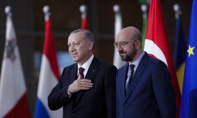 Брюксел иска от Ердоган намаляване на напрежението по турско-гръцката граница
