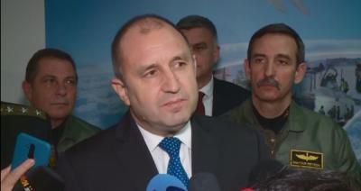 Румен Радев: Не коментирам решенията на Конституционния съд