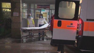 Част от пациентите в болницата в Габрово бяха поставени под домашна карантина