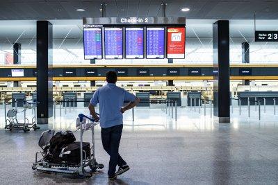 Европейските летища очакват спад от близо 190 млн. пътници заради коронавируса
