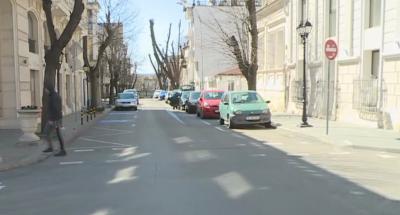 Безплатно паркиране заради извънредното положение във Варна
