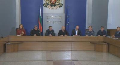 Министри представиха пакет от социално-икономически мерки за първия етап от кризата с коронавируса