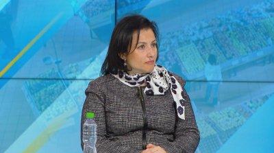 Десислава Танева: България няма проблем да задоволи основните хранителни потребности на своите граждани