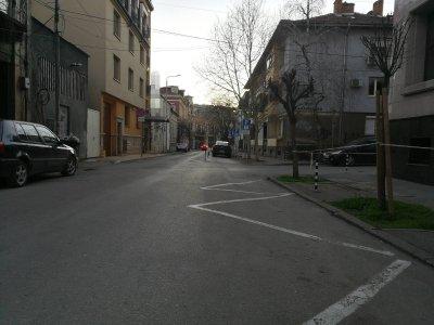Зачестява миенето на улиците в Русе
