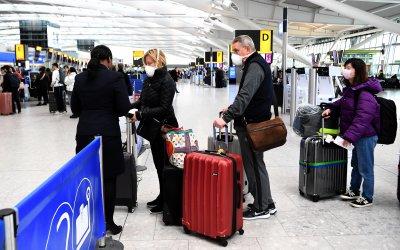 Великобритания организира полет за репатриране на свои и граждани на ЕС от Перу