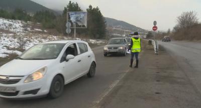 Километрична опашка от автомобили между Владая и Драгичево